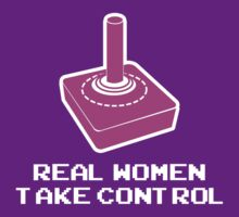 Real Women Take Control by FANATEE