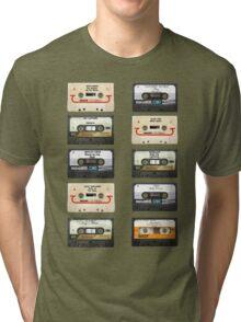 Vintage tapes Tri-blend T-Shirt