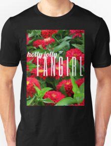 Holly Jolly Fangirl T-Shirt
