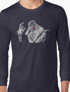 Underwater Menace Long Sleeve T-Shirt