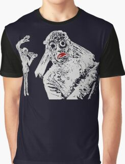 Underwater Menace Graphic T-Shirt