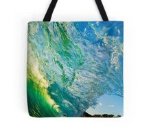 Amazing Wave Splash at Makena Tote Bag