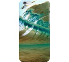 View Inside a Perfect Wave iPhone Case/Skin