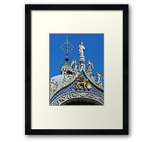 St. Mark on the Cathedral Framed Print