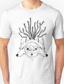 Wolf Princess (Black) T-Shirt