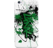 LINK Graffiti iPhone Case/Skin
