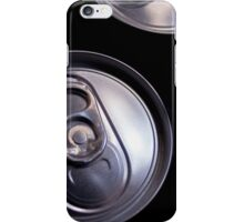 Aluminum pack of cans iPhone Case/Skin