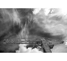 Turbulence Photographic Print
