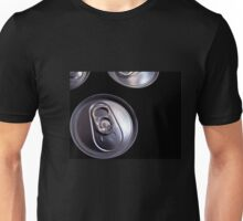 Aluminum pack of cans Unisex T-Shirt