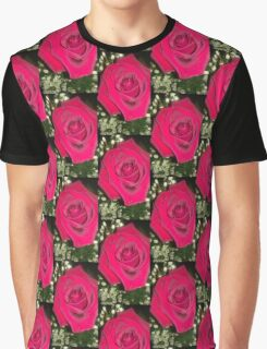 Red Red Rose Graphic T-Shirt