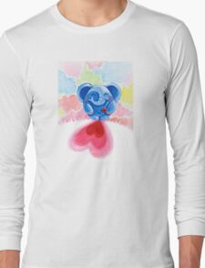 Me And My Heart - Rondy the Elephant In Love T-Shirt