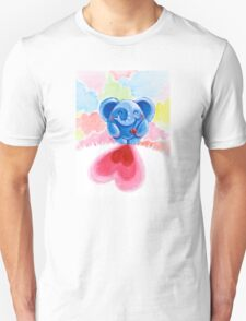 Me And My Heart - Rondy the Elephant In Love Unisex T-Shirt