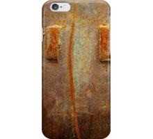 Rust 3 iPhone Case/Skin