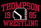 Thompson Wrestling by popnerd