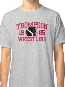 Thompson Wrestling Classic T-Shirt