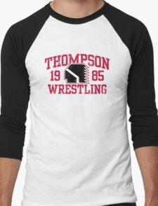 Thompson Wrestling Men's Baseball ¾ T-Shirt