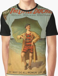 Vintage poster - The Little Duchess Graphic T-Shirt