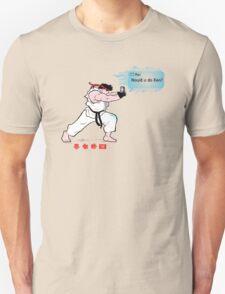 How'd u do Ken? T-Shirt