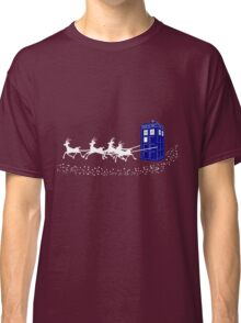The Doctor's Christmas Classic T-Shirt