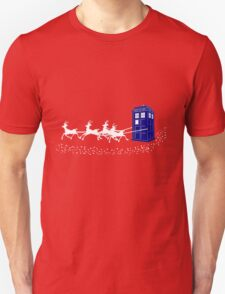 The Doctor's Christmas T-Shirt