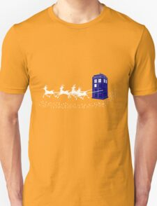 The Doctor's Christmas Unisex T-Shirt