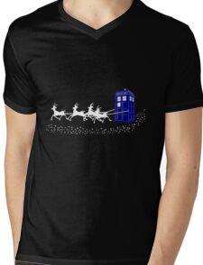 The Doctor's Christmas Mens V-Neck T-Shirt