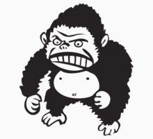 Gorilla by Ignasi Martin
