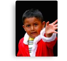 Cuenca Kids 308 Canvas Print
