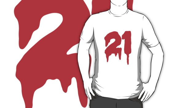 Number 21 by Style-O-Mat