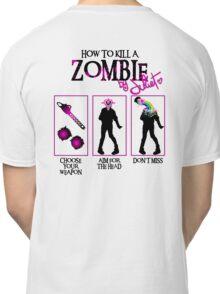 Zombie CUTE killer! Classic T-Shirt