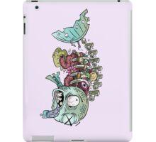 Dead Fish hates Mondays! iPad Case/Skin