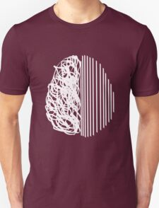 Left and right - BRAIN T-Shirt