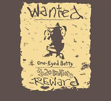 Wanted - One-Eyed Betty T-Shirt