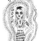 4ever goth by brettisagirl
