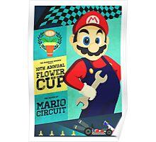 Mario Kart Race  Poster