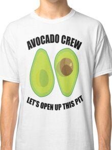 Avocado Crew Classic T-Shirt