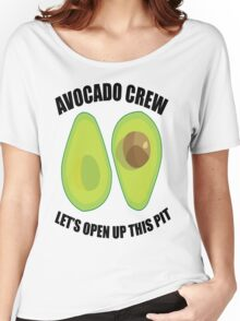 Avocado Crew Women's Relaxed Fit T-Shirt