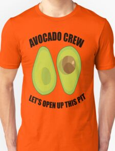 Avocado Crew Unisex T-Shirt