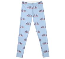 Be My Hero Leggings