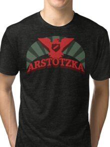 Arstotzka Tri-blend T-Shirt