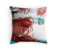 Spilled Milky Way Throw Pillow