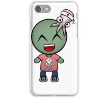 Kawaii Zombie (Squid) iPhone Case/Skin
