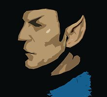 SPOCK by PerpetualChange
