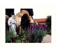 Gateway to Monterey Art Print
