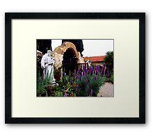 Gateway to Monterey Framed Print