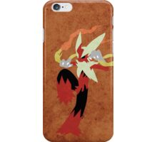 Megablaziken iPhone Case/Skin