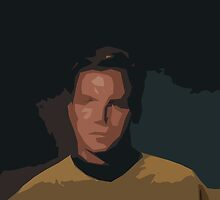 CAPTAIN JAMES T KIRK by PerpetualChange