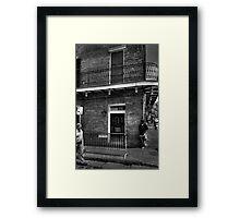 Old Absinthe House Framed Print