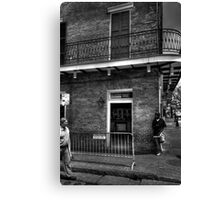 Old Absinthe House Canvas Print