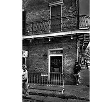 Old Absinthe House Photographic Print